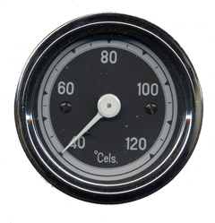 Fernthermometer Temperaturanzeige elektrisch 60 mm Hanomag R 217  R 324  223
