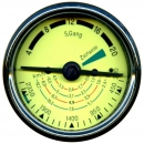 Traktormeter Hanomag, 80,0 mm, 45° Abgang, S-Version